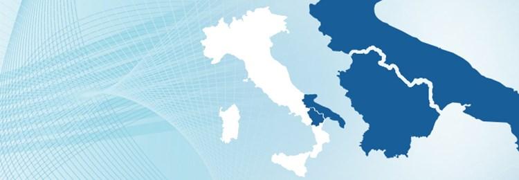Mappa Puglia E Basilicata.Puglia E Basilicata